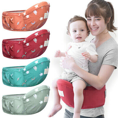 Baby Hip Seat Waist Bench Stool Travel Baby Girl Boys Carrier Kid Sling Holder
