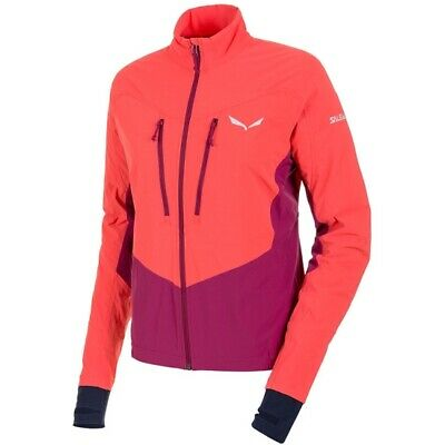 Salewa Agner Jacket W 00-0000025406/ Ropa Montaña Mujer Chaquetas Impermeables