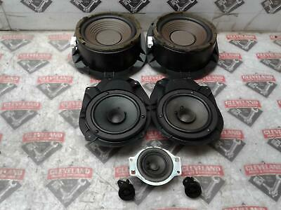 2008-2009 Pontiac G8 GT GXP OEM Speakers Speaker Set of 9 Front Rear Door