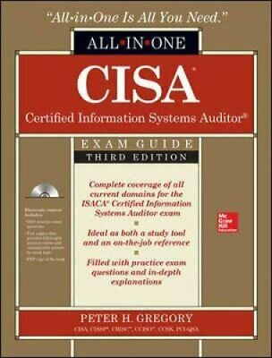 CISA Certified Information Systems Auditor All-in-One Exam Guid... 9781259584169