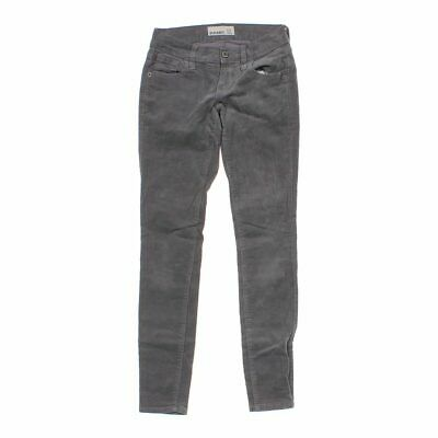 Old Navy Girls  Corduroy Pants size JR 0,  grey,  cotton, spandex