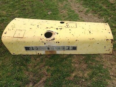 Used John Deere 440 Crawler Bulldozer Hood AT11988T