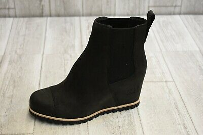 895e61c8dab UGG PAX WEDGE Chelsea Boot - Women's Size 6.5 - Black NEW!