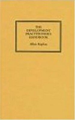 Good, The Development Practitioners' Handbook, Kaplan, Allan, Book