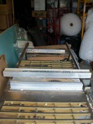 """POWERMATIC TABLE SAW 63 10""""  Single phase Many Extras"""