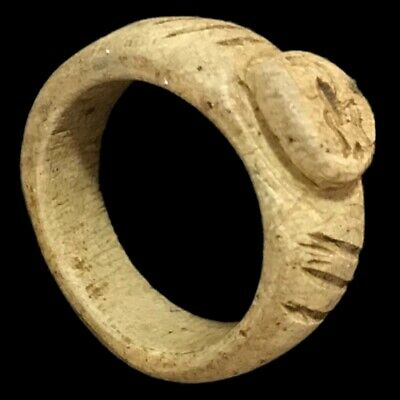 Beautiful Ancient Egyptian Ring 300 Bc (3)