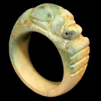 Beautiful Ancient Egyptian Ring 300 Bc (4)