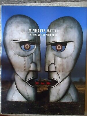 Pink Floyd - Mind Over Matter (Hardback)- The Images Of Pink Floyd 1997