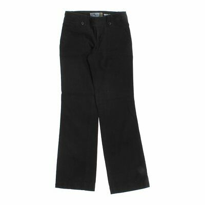 Old Navy Girls  Pants size JR 1,  black,  cotton, spandex