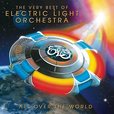 Electric Light Orchestra - ELO Very Best Of - All Over the World - Hits CD NEW !