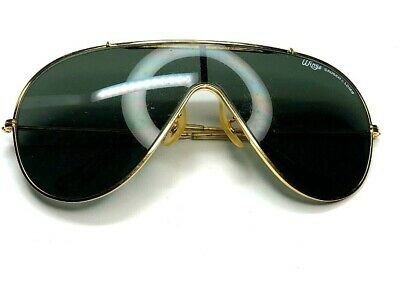 b839faf317 VINTAGE RAY BAN Sunglasses SIDESTREET Metal 1 Square by B L MOVING ...