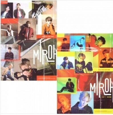 STRAY KIDS: Miroh: Cle.1*CD+Cover+Photobook+2 Photo Card+Poster+Gift (JYP) K-POP