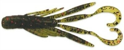 "Fishing Culprit IF405-118 Incredi-Frog 4/"" Watermelon Pearl Soft Lure 5 Pack"