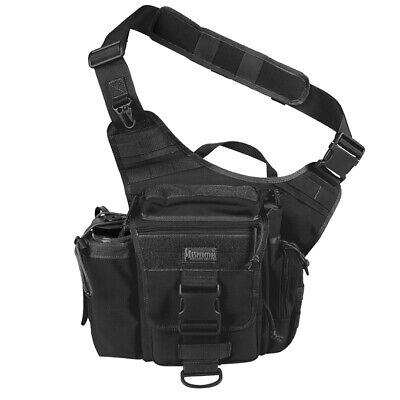 Maxpedition 0412B Soft Black Jumbo Versipack Tactical Gear Bag