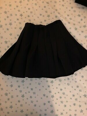 21e7bc16af GREY, PLEATED SKIRT H&M size 12 - £4.00 | PicClick UK