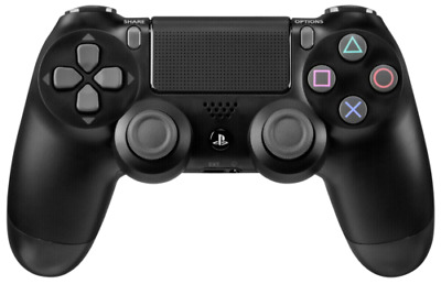 Sony Playstation PS4 Controller Dual Shock wireless black V2 NEW