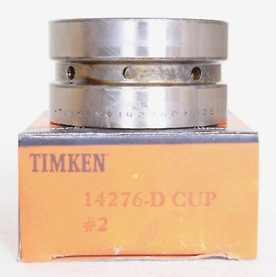 Timken Tapered Bearing Cup 14276D