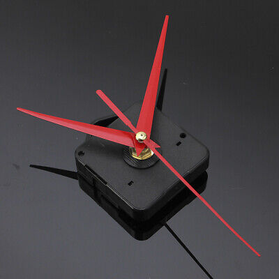 Wall Clock Quartz Movement Mechanism Battery Operated DIY Repair Parts Kit Home