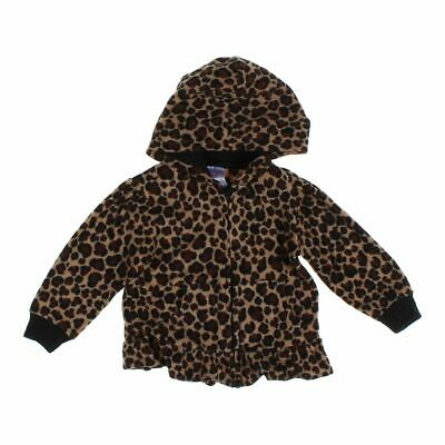 1d51e1ba4 GARANIMALS BABY GIRLS Hoodie, size 18 mo, brown, polyester - $8.50 ...