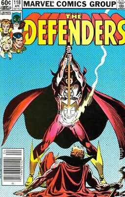 Defenders (1st Series) #118 1983 VG Stock Image Low Grade