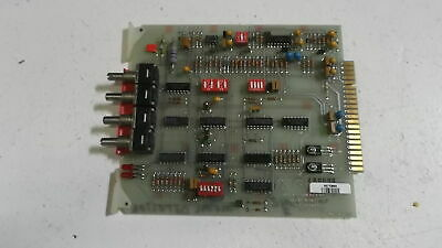 Icore Low Frequency Board  Bd15268F *Used*