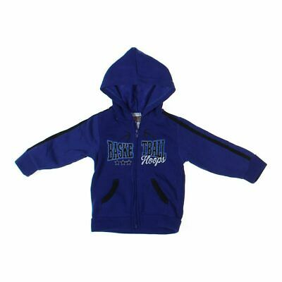 Tuff Guys Baby Boys  Hoodie, size 18 mo,  blue/navy,  polyester