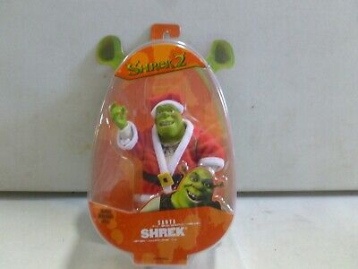 2004 Shrek 2 International Version Santa Shrek