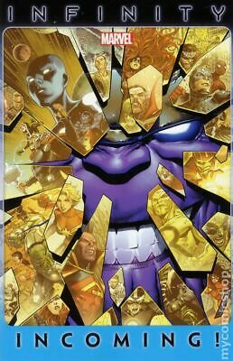 Infinity Incoming TPB (Marvel) #1-1ST 2013 NM Stock Image