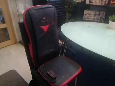 Casada Quattromed III Massage Seat Cover Luxury body massage/Germany