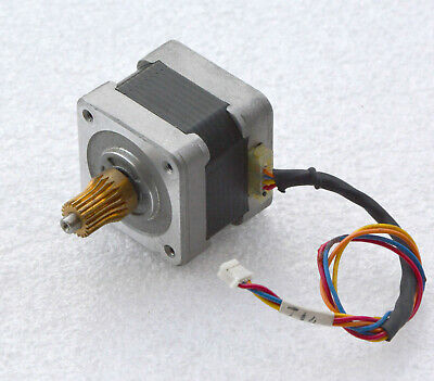 Multiphase Motor Step Sanyo Denki 103-547-5240 Mot-02 / Skl in Very Condition