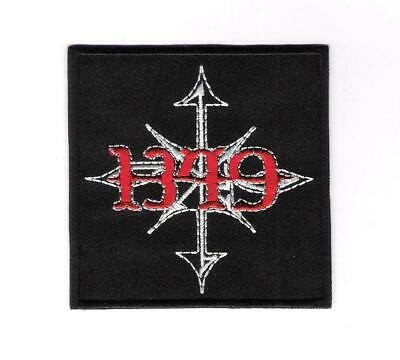 patch embroidered / écusson thermocollant 1349