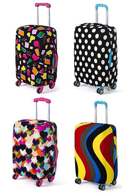Travel Luggage Cover Suitcase Case Protector Elastic Cover Apply for Many Size