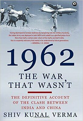 1962: The War That Wasn't - 9789382277972