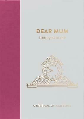 Dear Mum, from you to me - 9781907860300