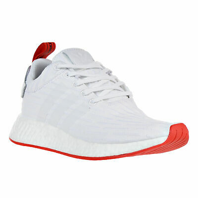 bebad13bb ADIDAS NMD R2 White Core Red