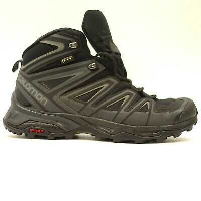 Men's Salomon X Ultra 2 Mid GTX Gore Tex Waterproof Black