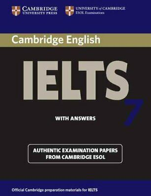 IELTS Practice Tests: Cambridge IELTS 7 Student's Book with Ans... 9780521739177