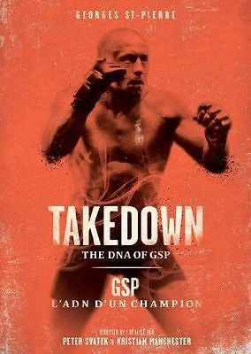 Takedown: The DNA of GSP / Georges St-Pierre UFC (Bilingual) DVD