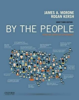By the People: Debating American Government James Morone 3rd Ed(P.D.F)