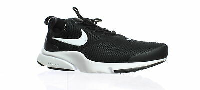 lowest price 9598a 509f6 NIKE WOMENS PRESTO Fly Black Running Shoes Size 8.5 (226668)