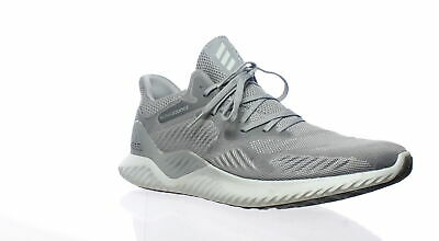 0b90969ed Adidas Mens Alphabounce Beyond Grey Grey Grey Running Shoes Size 12.5  (227100)