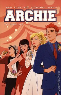 Archie TPB (2016-) By Mark Waid #6-1ST 2018 NM Stock Image