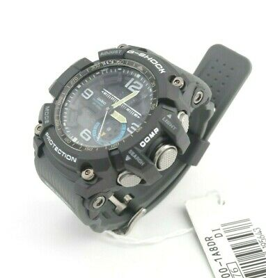 G-Shock By Casio Men's GG1000-1A8CR Watch Black Timepiece Sports Active