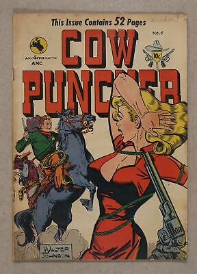 Cow Puncher #6 1948 GD/VG 3.0