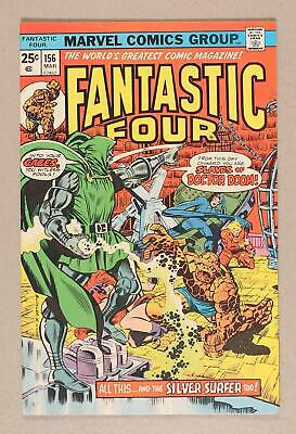 Fantastic Four (1st Series) #156 1975 VG/FN 5.0 Low Grade