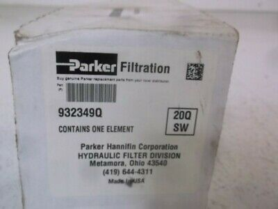 Parker 932349Q Filter Element * New In Box *