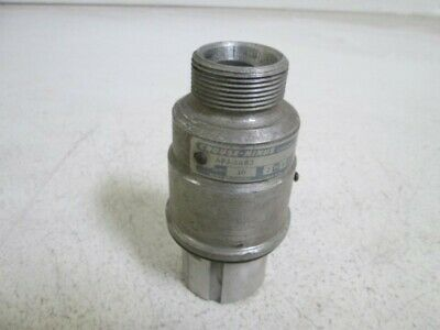 Crouse-Hinds Plug Receptacle Apj-3483 (As Pictured) * Used *