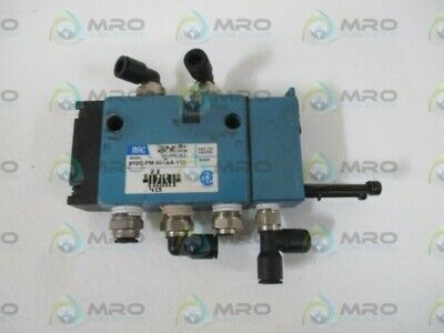 Mac 812C-Pm-501Ba-112 Solenoid Valve * Used *