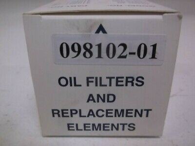098102-01 Oil Filter * New In Box *