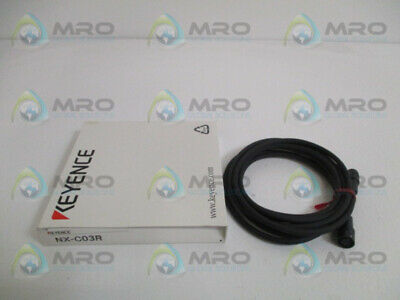 Keyence Nx-C03R Extension Cable *New In Box*